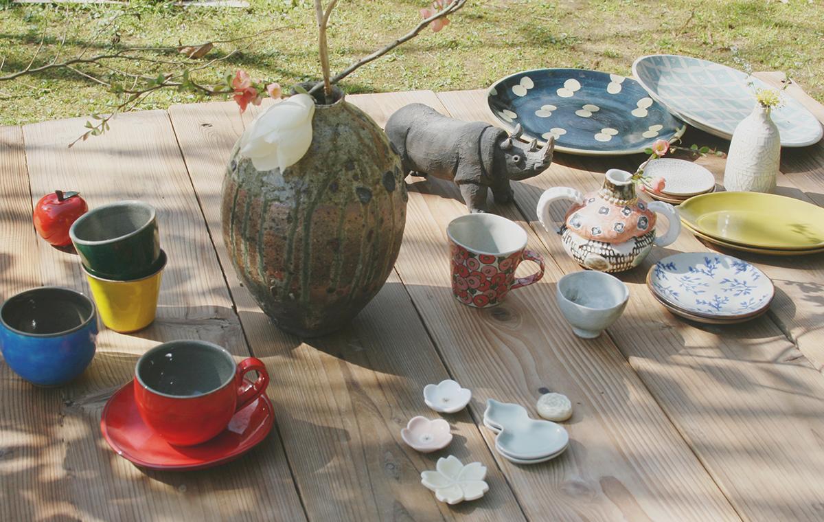 陶器市ホームページ
